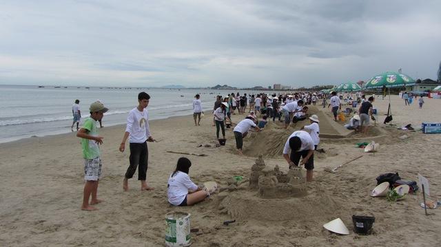 Nhiều hoạt động hấp dẫn sẽ diễn ra, thu hút du khách và người dân khi tới phố biển Đà Nẵng trong mùa hè này. Ảnh Đức Hoàng