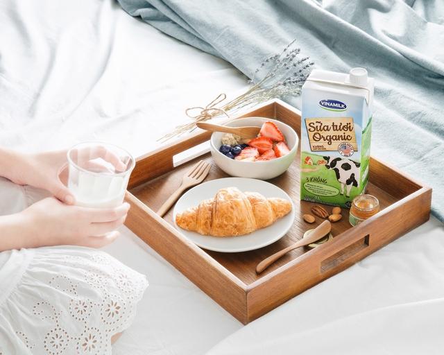 Xu hướng sử dụng thực phẩm organic, bao gồm sữa tươi organic đang trở nên phổ biến trong nhiều năm nay nhờ những lợi ích rõ rệt cho sức khỏe người tiêu dùng