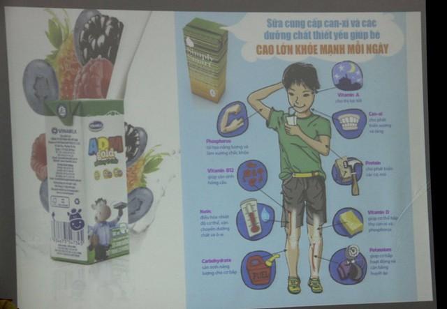 Chương trình sữa học đường, vì một Việt Nam vươn cao đã tới Đà Nẵng. Ảnh: Đức Hoàng