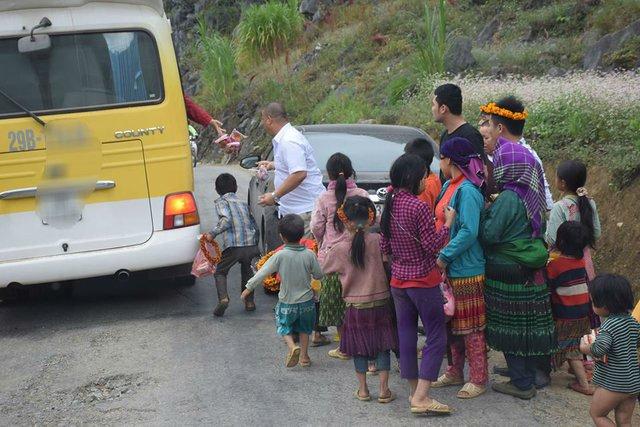 Chiếc xe mang BKS thuộc Hà Nội