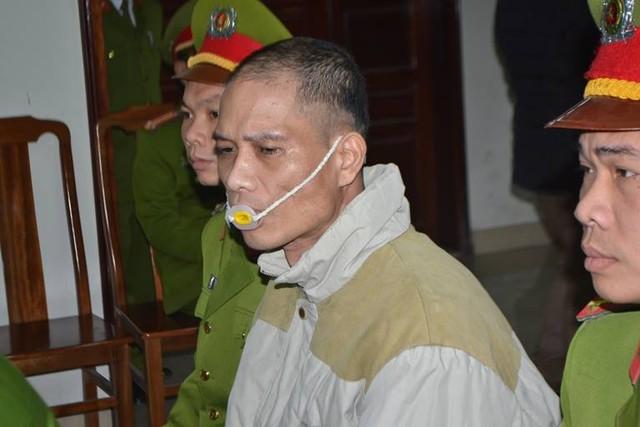 Dù nhầm lẫn mức án ở tội Cướp tài sản song Dũng vẫn nhận tổng hợp hình phạt tử hình về 2 tội danh đã gây ra. Ảnh: ĐT