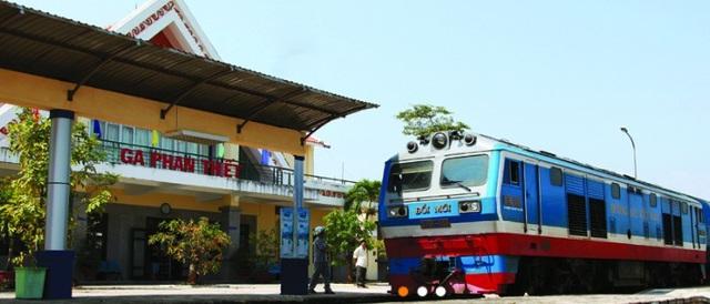 Đường sắt Sài Gòn đang còn nhiều vé Tết 2017 đến nhiều ga trên toàn quốc để phục vụ khách. Ảnh: ĐSVN