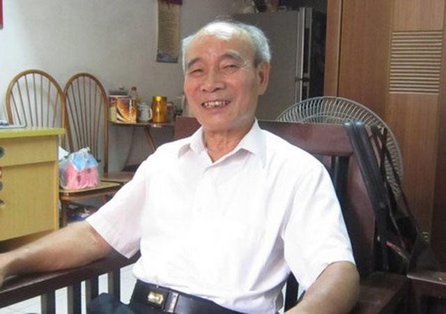 Nhà nghiên cứu tâm lý Nguyễn An Chất. Ảnh: TL