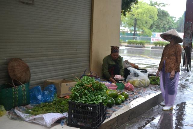 Nhiều mặt hàng rau xanh tăng nhẹ