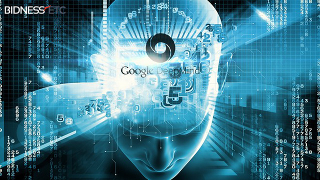 Google là hãng tiên phong trong lĩnh vực trí tuệ nhân tạo.