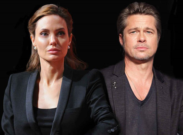 """Theo thông tin từ bác sĩ trị liệu của Brad Pitt và Angelina Jolie, họ không còn gần gũi nhau từ lâu. Ảnh: E!News.   Suy nghĩ trên cộng với tình trạng tổ ấm """"cơm không lành canh chẳng ngọt"""" khiến anh bị suy sụp tinh thần. Trong khi đó, theo tạp chí Star, Jolie cũng cảm thấy thất vọng về người chồng đầu ấp tay gối vì thói đam mê bia rượu.  """"Càng hoạt động nhân đạo, cô ấy càng cảm thấy mình trưởng thành hơn, trong khi Brad vẫn là con người cũ, suốt ngày uống bia"""", nguồn tin cho biết.  Khi cảm giác thất vọng ngày càng tăng, cũng là lúc tình cảm trong lòng Jolie càng nguội lạnh. Theo Hollywood Life, tình trạng này đã kéo dài ít nhất một năm trước khi cô quyết định ly hôn.  Sau khi nộp đơn ra tòa, Jolie cũng yêu cầu được toàn quyền trực tiếp nuôi 6 người con, trong khi Pitt chỉ được quyền đến thăm nom định kỳ. Tuy nhiên, theo ghi nhận mới nhất, nam tài tử Huyền thoại mùa thu đã chính thức tuyên chiến với vợ để giành quyền nuôi con.  Ngày 4/11, anh đã nộp đơn ly hôn lên toà án Los Angeles, đáp lại lá đơn ly dị từ Jolie. Trong đơn anh yêu cầu được chia sẻ quyền nuôi con chung với cô, chứ không phải chỉ được đến thăm như Angelina yêu cầu.  Theo Diệp Trà  Zing"""