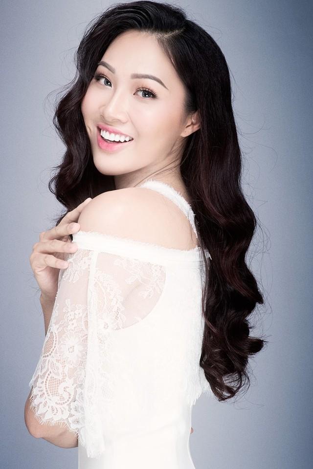 Diệu Ngọc chính thức được cấp phép thi Miss World 2016. Ảnh: Milor Trần.
