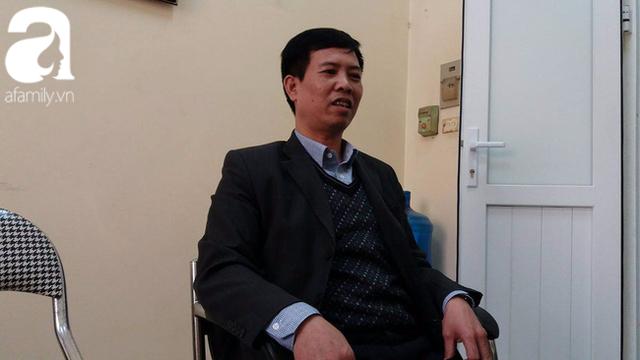 Ông Tạ Văn Hải - Phó chủ tịch UBND phường Hoàng Liệt