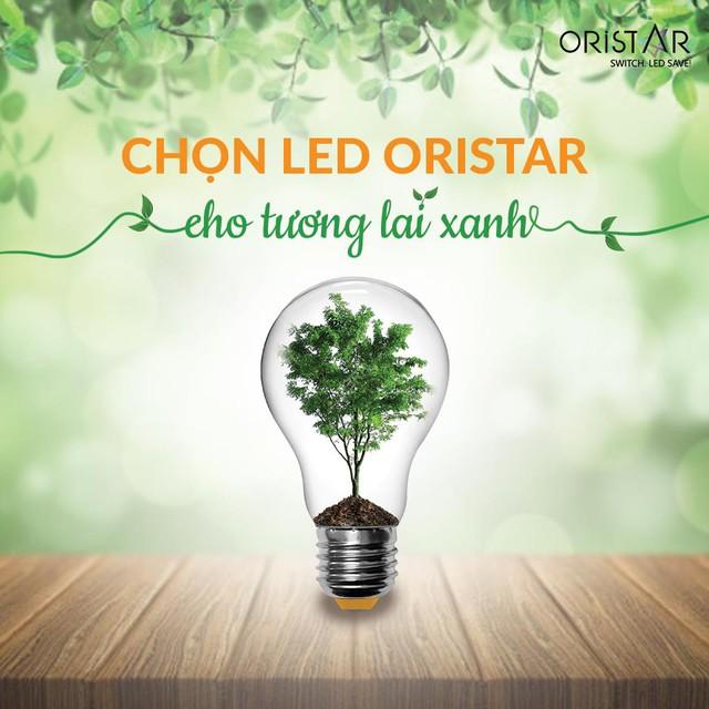 Sản phẩm đèn Led thân thiện với môi trường