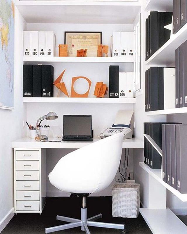 11. Hãy chọn nơi thoáng sáng, vui vẻ để đặt bàn làm việc.