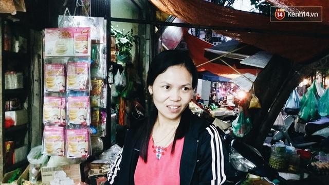 Chị Thủy - hàng xóm của bà Thảo trên phố Ngô Sĩ Liên.