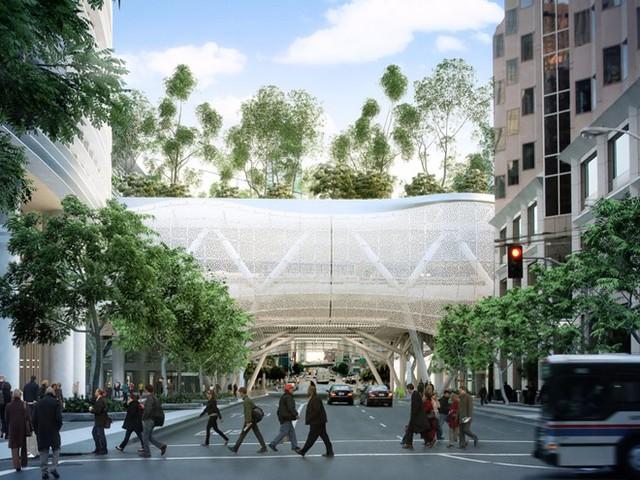 181 Fremont sẽ là chung cư duy nhất nối thẳng với Transbay Transit Center, tọa lạc tại khu trung tâm San Francisco.