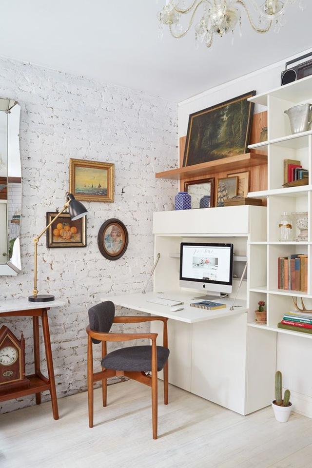 10. Sử dụng nội thất đa năng cũng là gợi ý tuyệt vời dành cho những ngôi nhà có diện tích nhỏ.