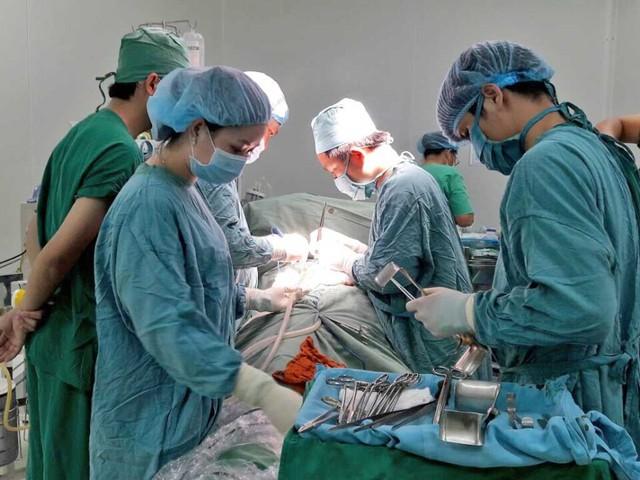 Với kỹ thuật nút mạch, bệnh nhân vẫn giữ được tử cung, có thể mang thai được. Ảnh minh họa