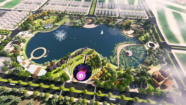 Tổng quan hình ảnh về Công viên Thiên văn học ngoài trời đầu tiên tại Đông Nam Á