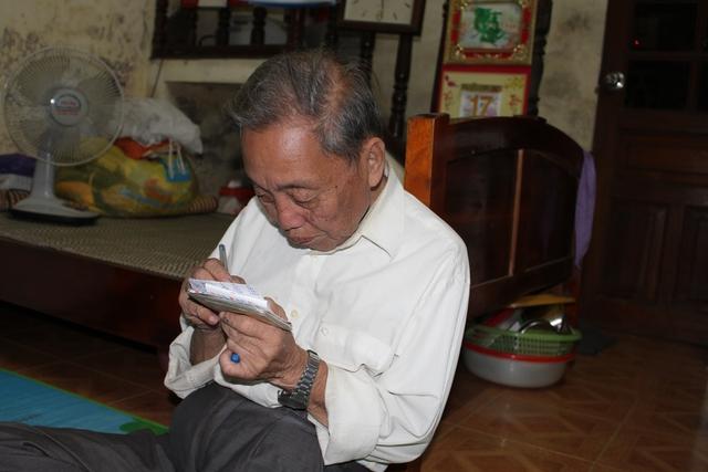 Bác sĩ Đặng Cát chữa bệnh miễn phí cho người dân ngay tại nhà.
