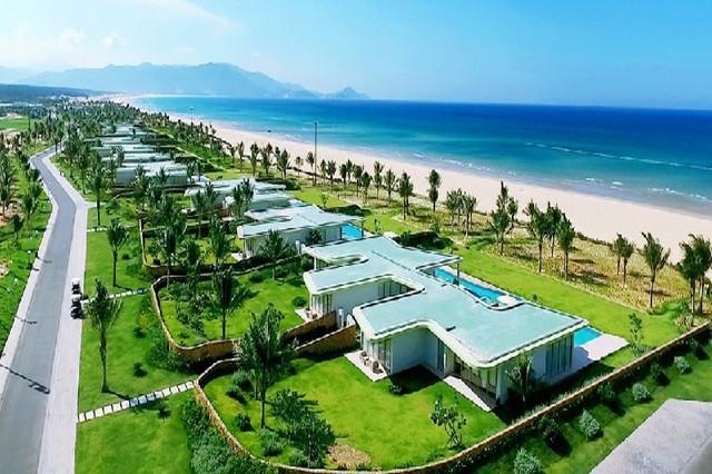 Dự án Khu phức hợp nghỉ dưỡng, giải trí cao cấp tại đảo Ngọc Vừng, do Tập đoàn FLC nghiên cứu đầu tư dự kiến có tổng mức khoảng 46.000 tỷ đồng.
