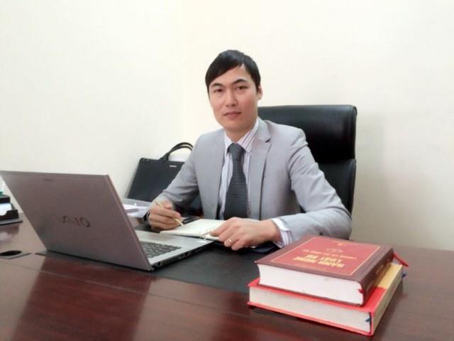 Luật sư Quách Thành Lực - Giám đốc Công ty luật TNHH Hà Nội Tinh Hoa - Đoàn Luật sư TP Hà Nội