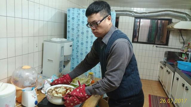 Từ nấu nướng...