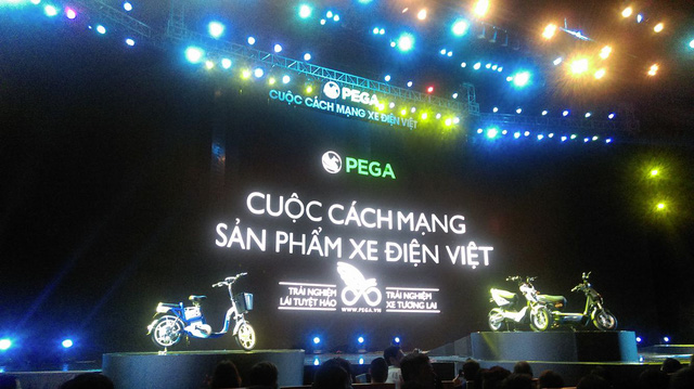 PEGA ra mắt 4 sản phẩm mới. Ảnh: NT