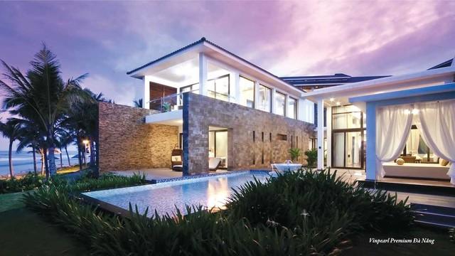 Vinpearl Đà Nẵng Resort & Villas tọa lạc tại vị trí đắc địa, với khung cảnh thơ mộng và thư giãn