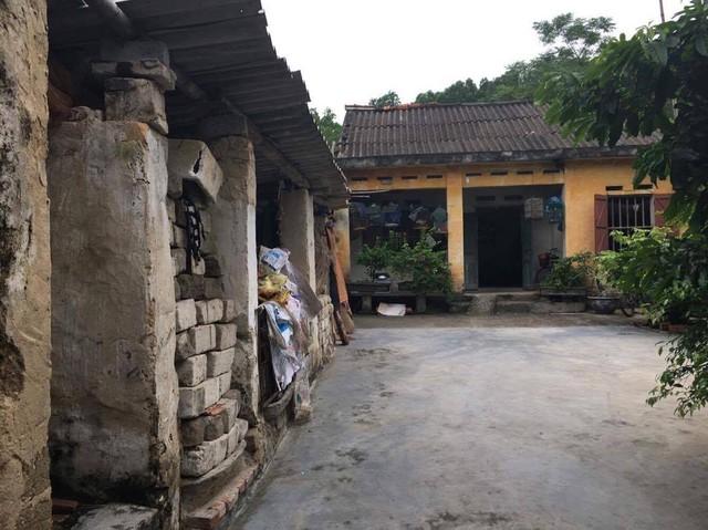 Căn nhà của gia đình nhà Mạnh