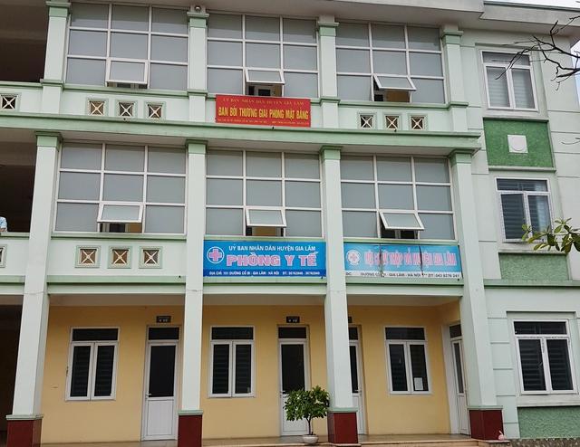 Ban Bồi thường giải phóng mặt bằng huyện Gia Lâm - nơi người dân đang gửi đơn thư tố cáo