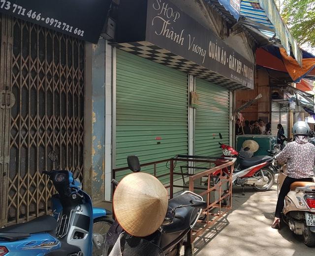 Bị cắt điện hàng trăm tiểu thương chợ Phủ Lỗ kêu cứu.