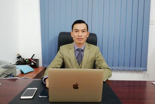 Luật sư Vi Văn Diện – Giám đốc Công ty Luật TNHH Thiên Minh (Đoàn Luật sư TP Hà Nội)