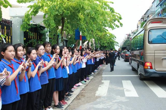 Nhà giáo, PGS.TS Văn Như Cương đã ra đi mãi mãi, nhưng ông đã một đời trọn vẹn với ngành giáo dục, với các em học sinh thân yêu.