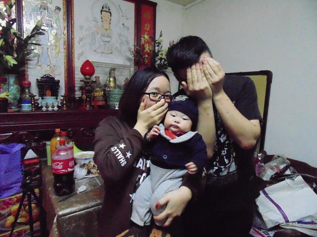 Giờ đây, Phúc đã làm mẹ. Cô vô cùng hạnh phúc và chưa từng hối hận với lựa chọn của mình.