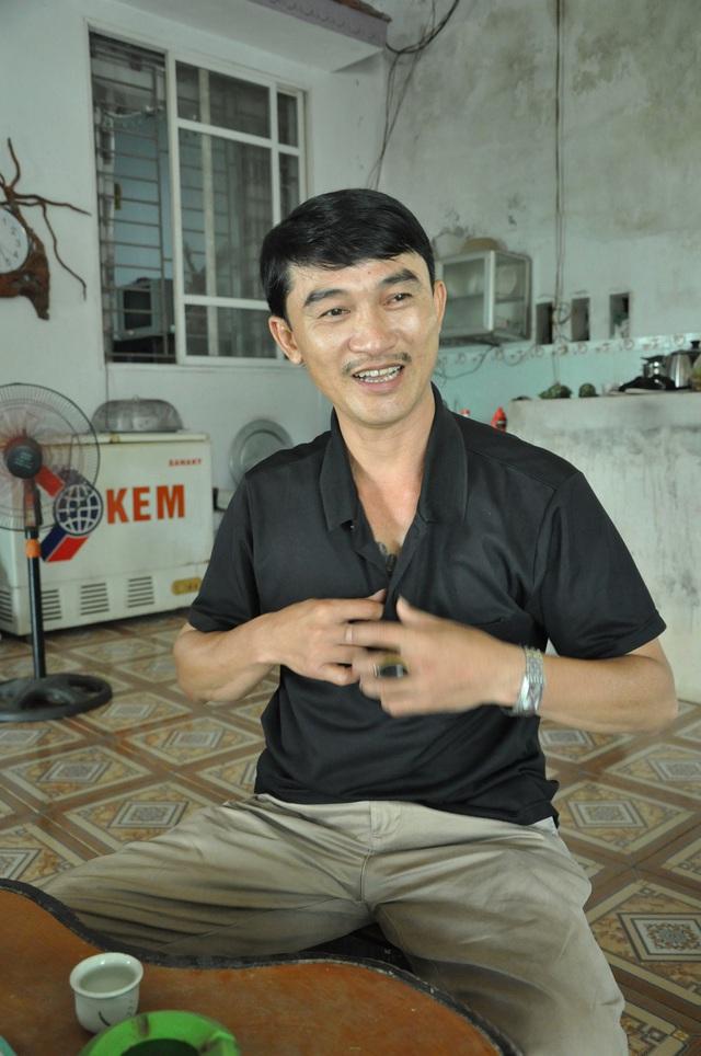 Anh Nguyễn Tiến Hưng chia sẻ về cuộc đời mình và việc thành lập Câu lạc bộ sau cai. Ảnh: Tư liệu