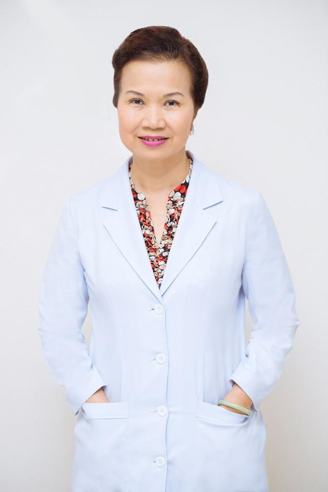 Tiến sĩ, bác sĩ Trần Thị Phương Thu - Giám đốc Bệnh viện Mắt Phương Nam.