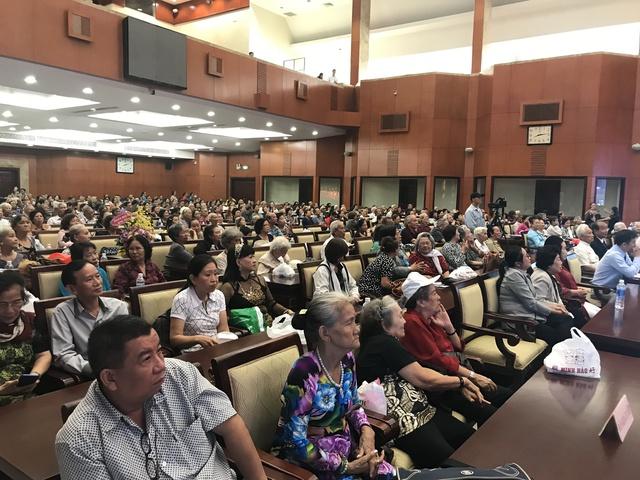 Chương trình đã thu hút gần 1.000 người tham dự.