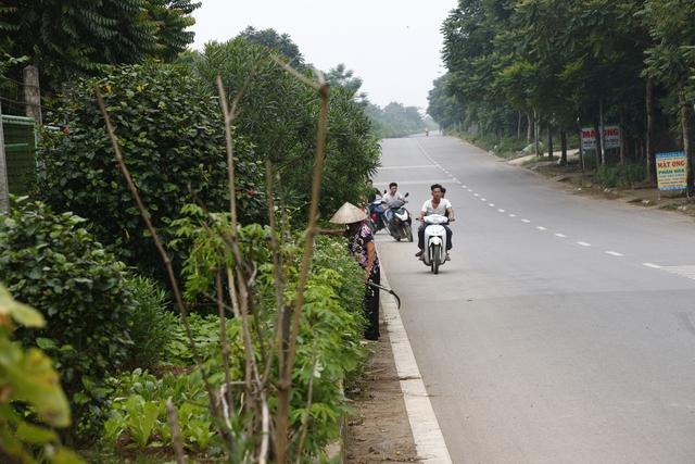 Tiềm ẩn những nguy cơ tai nạn giao thông.