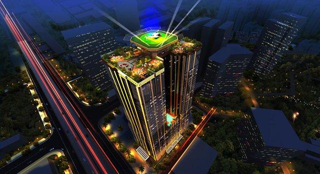 Sunshine Center – Dự án BĐS cao cấp sắp ra mắt ứng dụng công nghệ trong quản lý vận hành