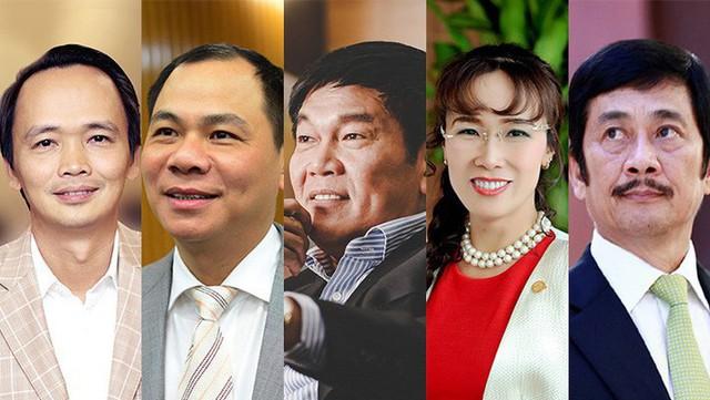Ông Trịnh Văn Quyết giàu nhất sàn chứng khoán Việt Nam năm 2017.