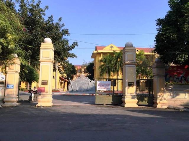 Huyện ủy Bình Giang (tỉnh Hải Dương). Ảnh: H.N