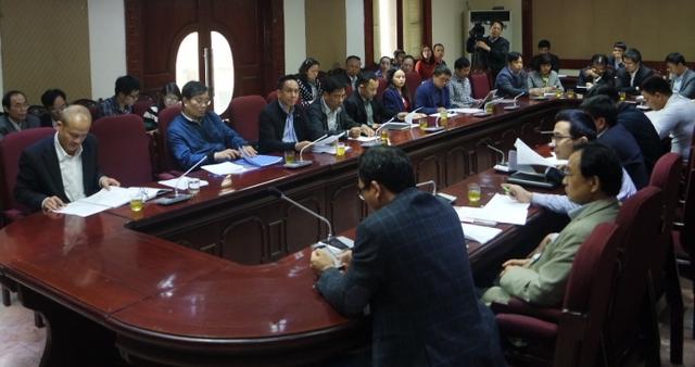 Công bố 6 đơn vị thi tuyển ý tưởng chống ùn tắc ở Hà Nội.