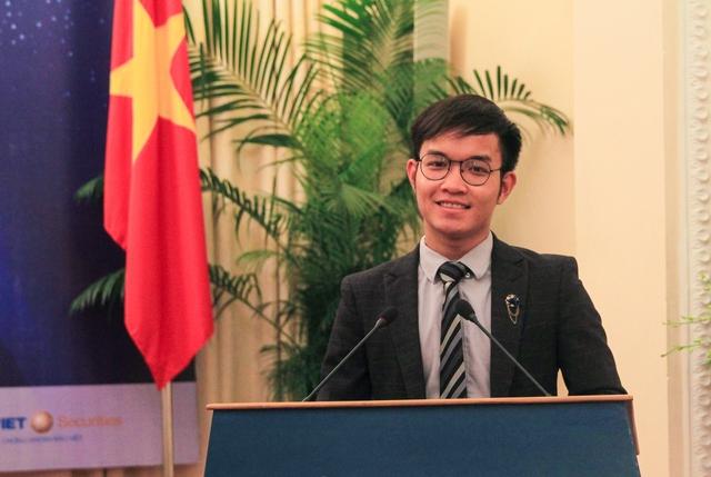 Anh Bùi Nguyên Bảo bày tỏ quan điểm với PV Báo Gia đình & Xã hội.