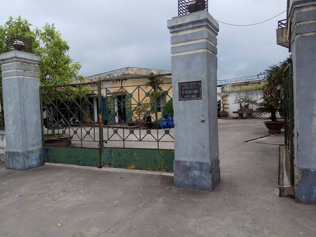 Xí nghiệp nước Tiền Hải, Thái Bình. Ảnh: X.Thắng