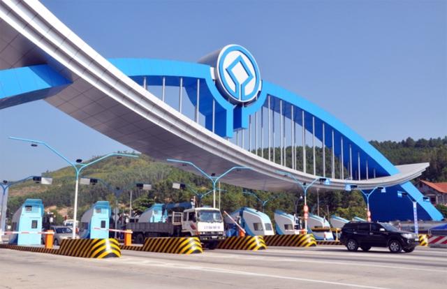 Đây là trạm thu phí BOT Đại Yên của Công ty Cổ phần phát triển Đại Dương, nằm trên Quốc lộ 18, đoạn gần lối rẽ vào Tuần Châu. Hiện ô tô con qua đây mất 30.000 đồng/lượt, kể cả dân địa phương.