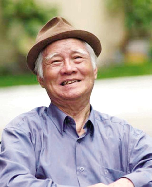Nhạc sĩ Nguyễn Văn Tý. Ảnh: TL