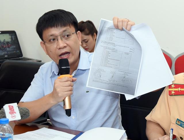 Ông Lê Đỗ Mười - Phó Viện trưởng viện Chiến lược và Phát triển GTVT.