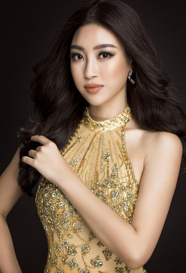Mỹ Linh được kỳ vọng là ngôi mặt sáng giá của Việt Nam tham dự cuộc thi Miss World 2017.