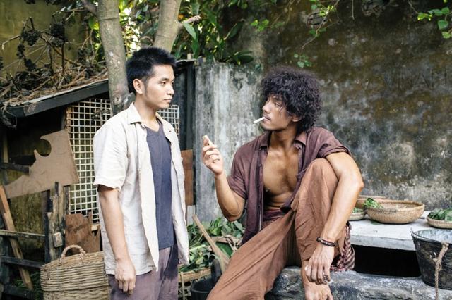 """Một cảnh trong phim """"Đảo của dân ngụ cư"""". Ảnh: TL"""