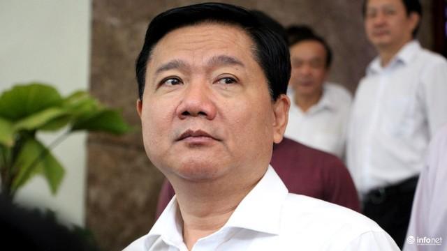 Ông Đinh La Thăng đã được cho thôi đại biểu Quốc hội. Ảnh infonet