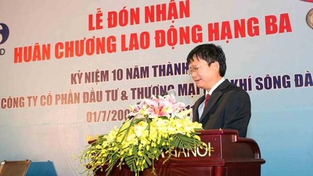 Ông Đinh Mạnh Thắng, em trai ông Đinh La Thăng