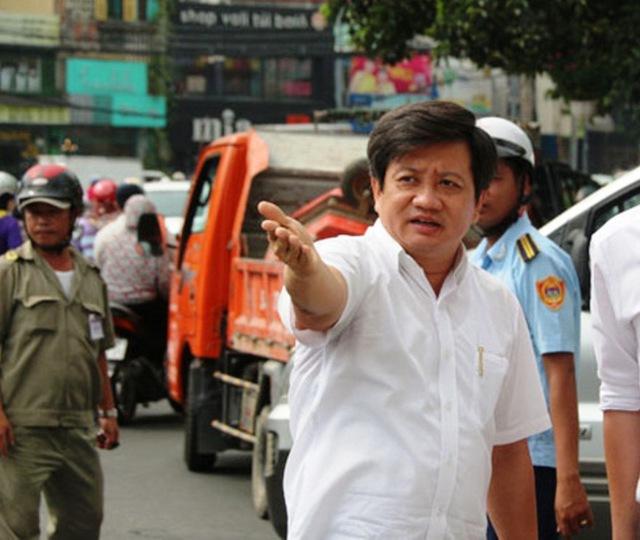 """Sau vụ cháy chung cư Carina Plaza, ông Đoàn Ngọc Hải lại """"vi hành"""""""