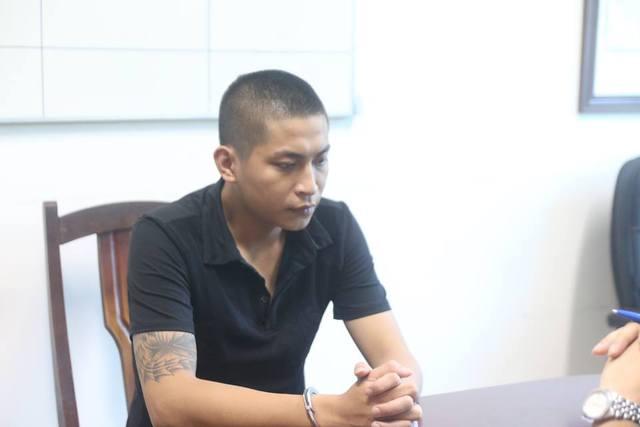 Trần Tuấn Anh, 1 trong 2 đối tượng đánh và bắt bác sĩ quỳ gối. Ảnh: CTV